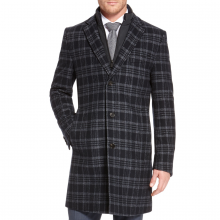 Logal regular fit outercoat