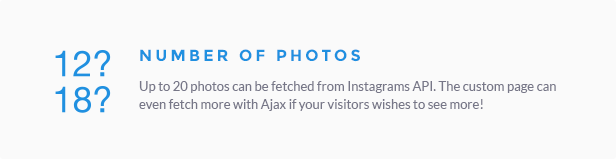 Responsive Instagram Feed Carousel for PrestaShop - 6